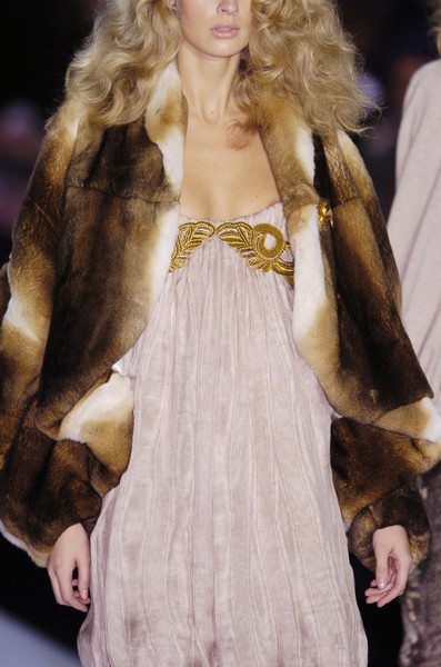 Zac Posen at New York Fall 2005 (Details)