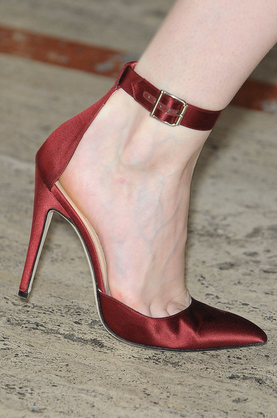 Zac Posen at New York Fall 2012 (Details)