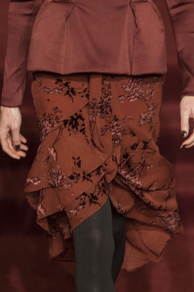 Zac Posen at New York Fall 2013 (Details)