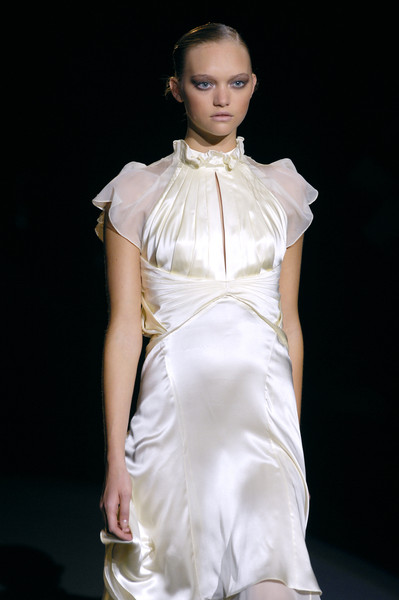 Zac Posen at New York Spring 2007