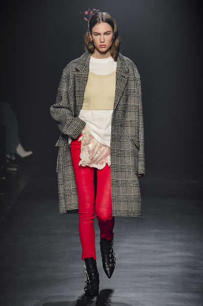 Zadig & Voltaire at New York Fall 2018