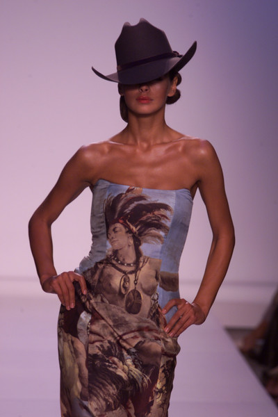Zang Toi at New York Spring 2001
