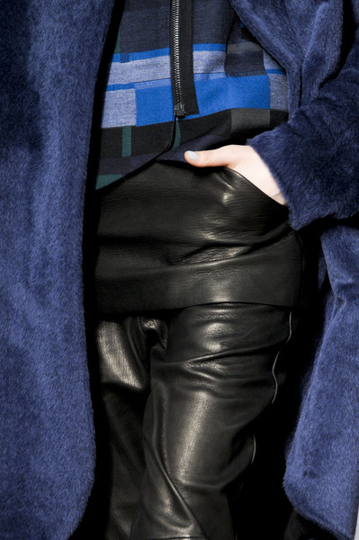 Zero + Maria Cornejo at New York Fall 2013 (Details)