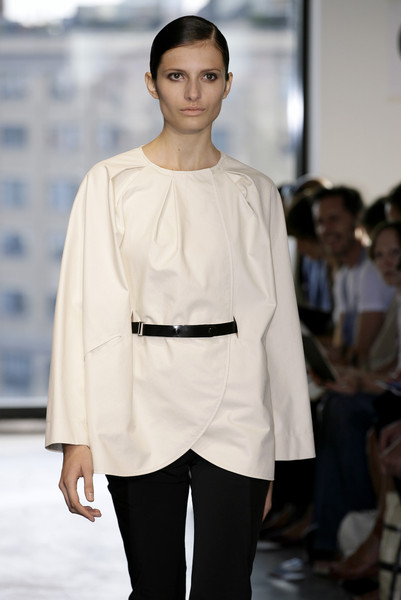 Zero + Maria Cornejo at New York Spring 2007