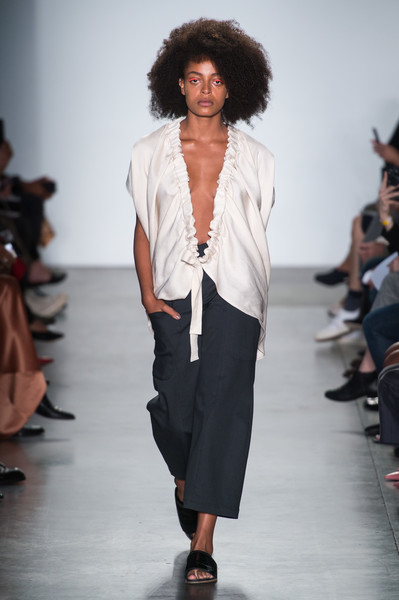 Zero + Maria Cornejo at New York Spring 2019 [runway,fashion model,fashion show,fashion,clothing,fashion design,shoulder,human,outerwear,public event,maria cornejo,supermodel,fashion,runway,fashion week,model,clothing,fashion design,new york fashion week,fashion show,runway,new york fashion week,fashion show,fashion week,model,fashion,supermodel,zero maria cornejo,beauty]