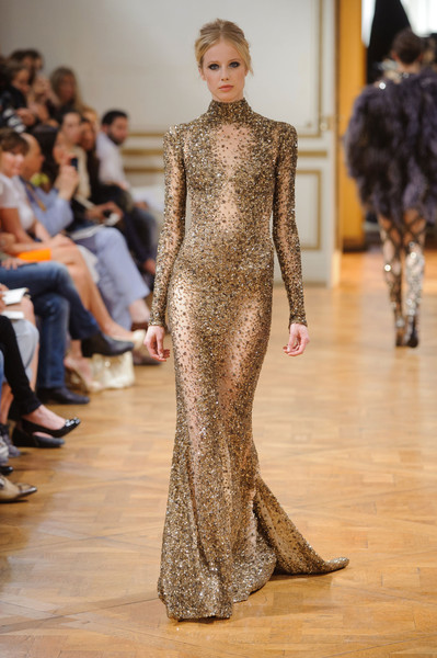 Zuhair Murad at Couture Fall 2013