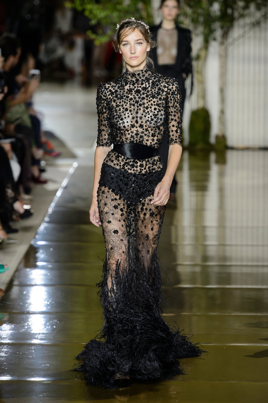 zuhair murad at couture fall 2017 livingly