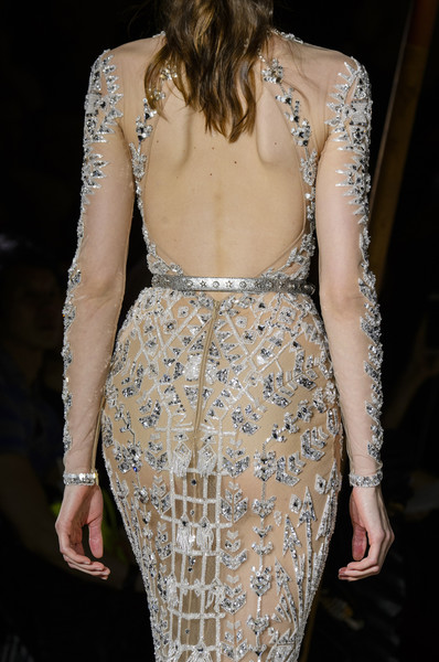 Zuhair Murad at Couture Spring 2018