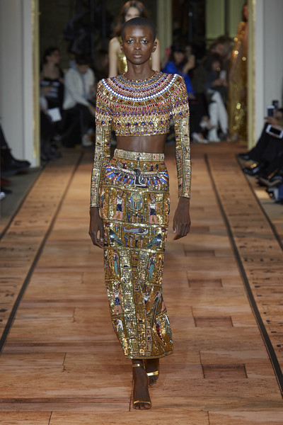 Zuhair Murad at Couture Spring 2020
