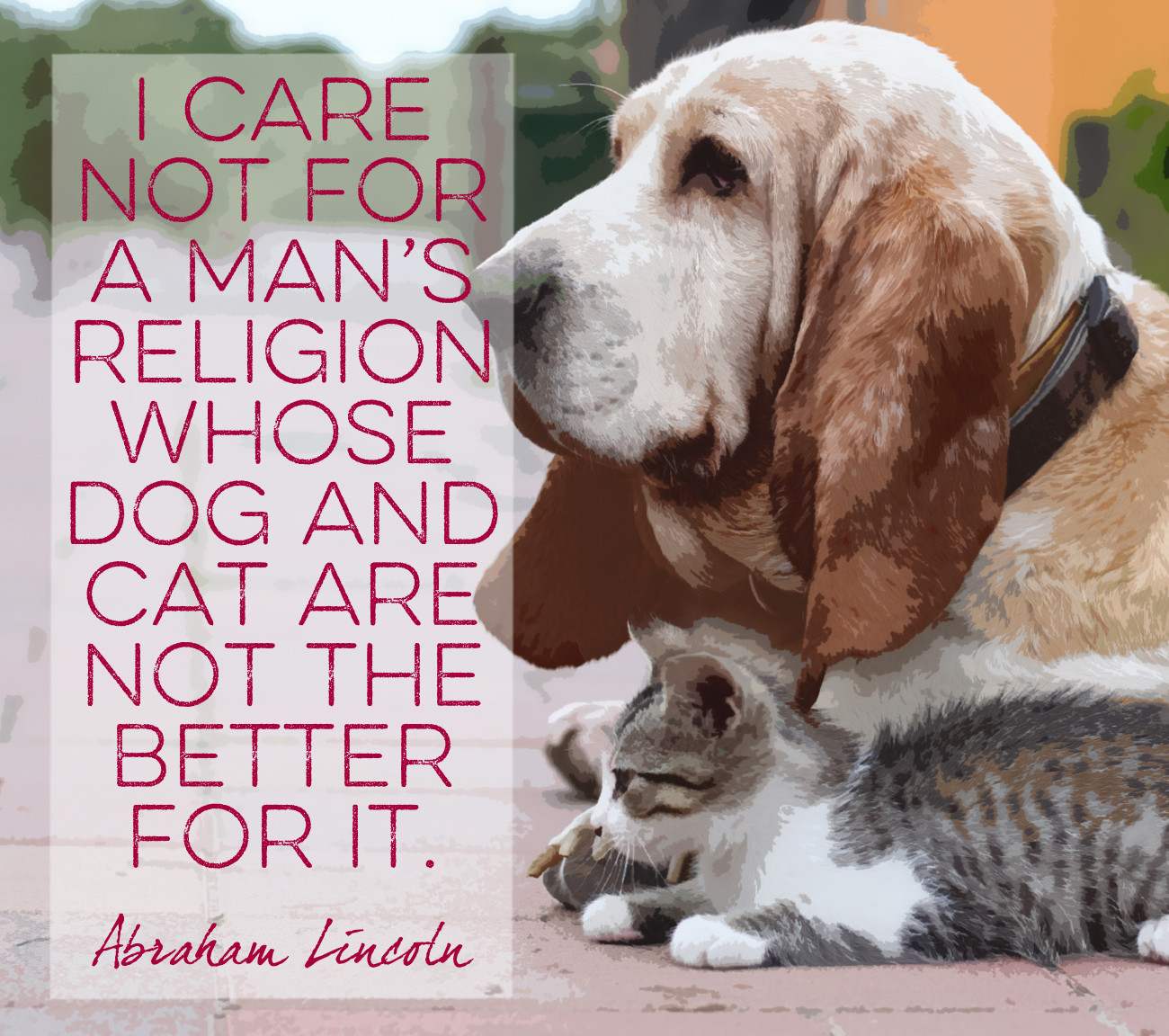 Words By Abraham Lincoln Quotes That Will Melt Every Animal