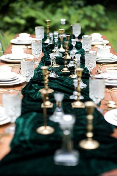 Timeless Tablescape