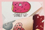 These Are the Tattoos That Every Foodie Needs