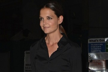 Katie Holmes Dishes on Holmes & Yang's First Fashion Week Presentation