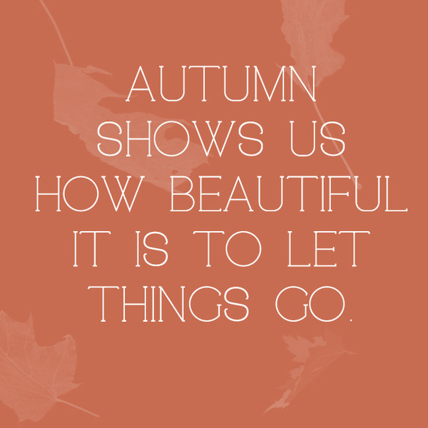 Quotes You'll Love if Fall Is Your Favorite