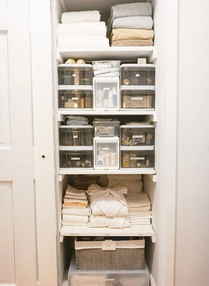 Closet Organization Tip #29: Label Everything