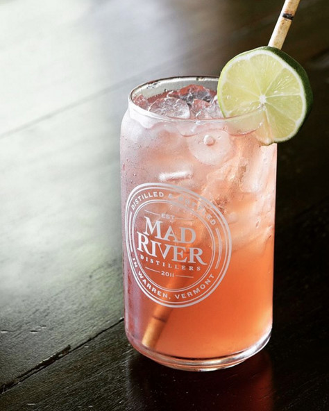 VERMONT: Mad River Distillers in Burlington