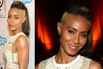 Here's How to Step Up Your Undercut, According to Jada Pinkett Smith