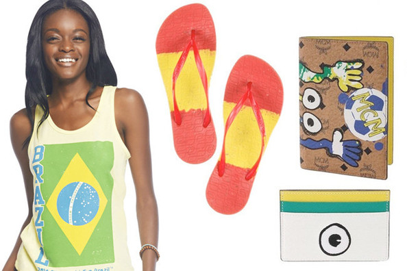 Market Watch: World Cup 2014 Fashion