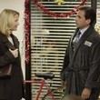 Nancy and Steve Carell on 'The Office'