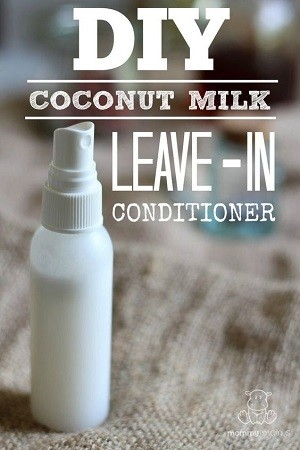 Coconut Milk Leave-In Conditioner