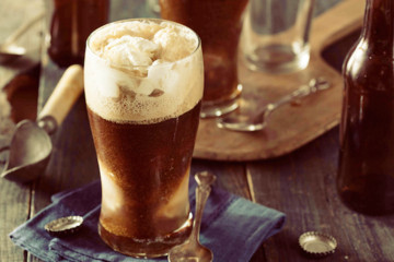 Celebrate National Root Beer Float Day with These Spiked Drinks