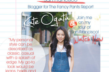 Meet Kate Ogata and Watch Her City Tour