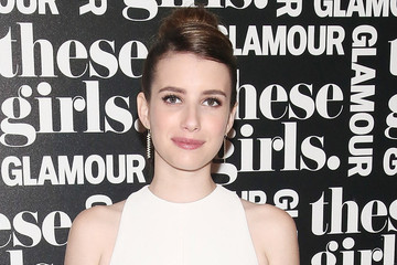 Wedding Hair & Makeup Inspiration: Emma Roberts's Timeless Look