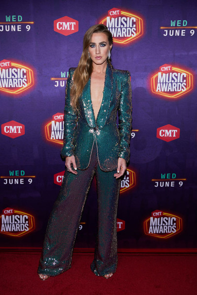 Ingrid Andress At The 2021 CMT Awards