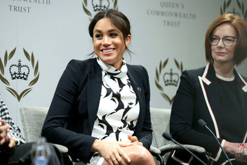 Meghan Markle Has Been Given A New Role, And She's Using It To Advocate For Women