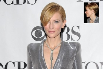 Great Hair Day: Cate Blanchett Chops it All Off