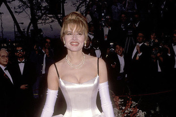 The Most Daring Red Carpet Dresses Of The '90s