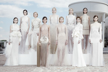 Unearthly Beauty: Givenchy Couture Fall 2011