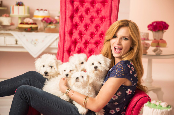 Bella Thorne for Candie's