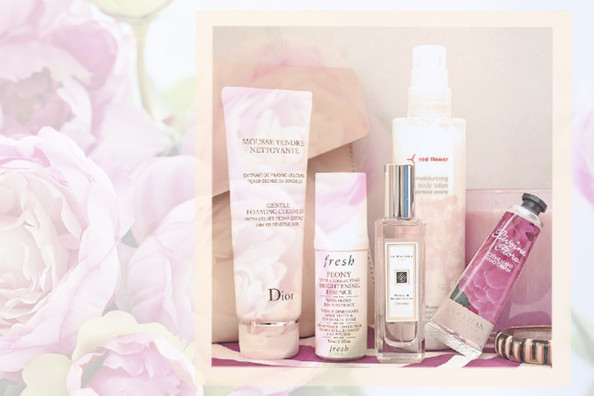 Ingredient Trend: Peony Beauty Products