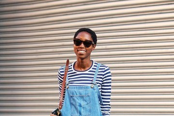 10 Ways To Wear Overalls And Not Feel Like A Kindergartner