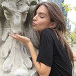 Emily Ratajkowski for Rag & Bone's DIY Project