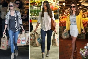 What to Wear: To the Grocery Store