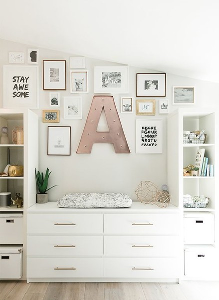 Create a wall collage