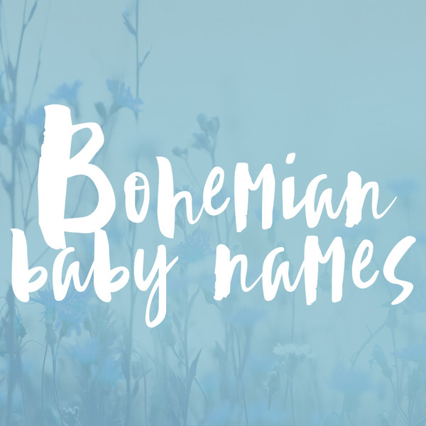 Bohemian Baby Names for Boys