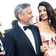 George Clooney And Amal Alamuddin — The Seychelles