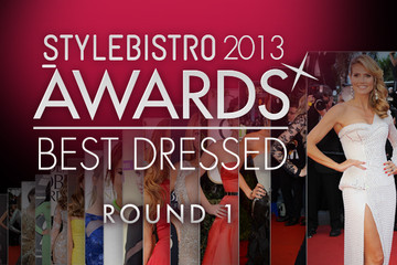 The StyleBistro Awards: Best Dressed of 2013 {Round 1}