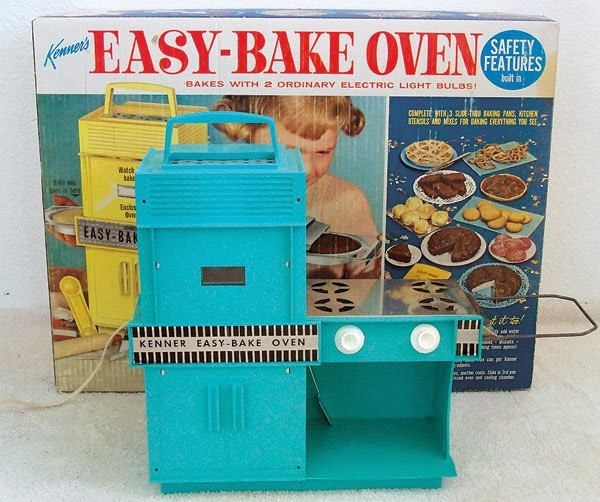 Popular Toys In The Sixties : Easy bake oven the most popular christmas toy from