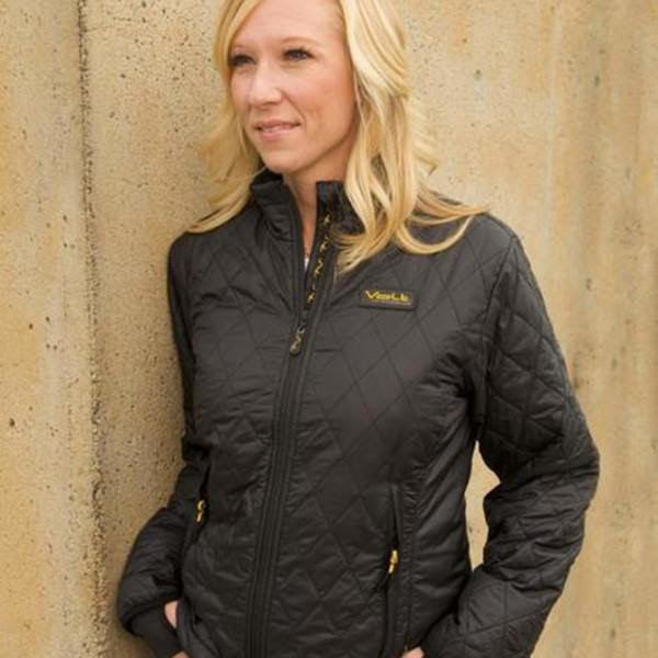 Volt Resistance CRACOW 7v Insulated Heated Jacket For Women