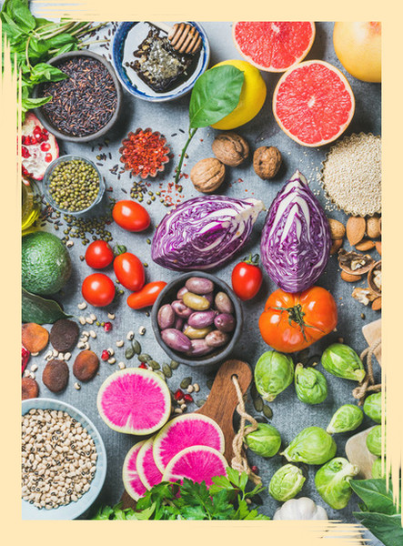 Eat The Rainbow: The Health Benefits Of Food's Different Colors