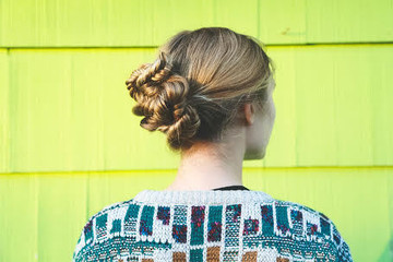 Meet the Chignon Ideal For Day to Night