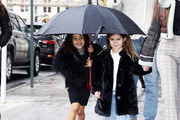 Adorable Pictures Of The Kardashian Kids