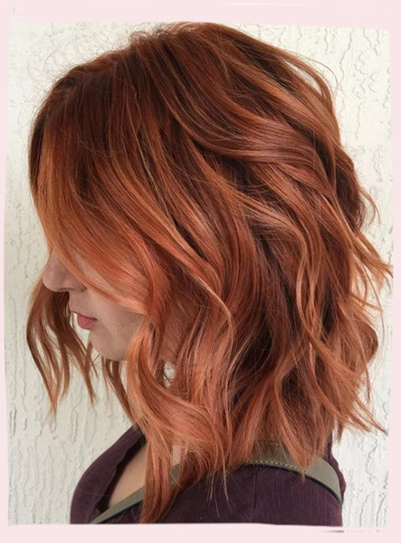 Red Hair Ideas To Try This Spring