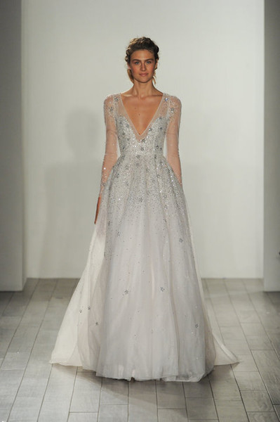 For the Offbeat Bride: The Lumi Gown