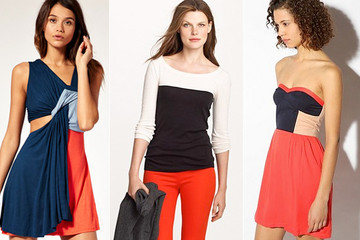 Fab Finds: Color-Block Chic