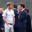 Prince Harry And Matt Smith